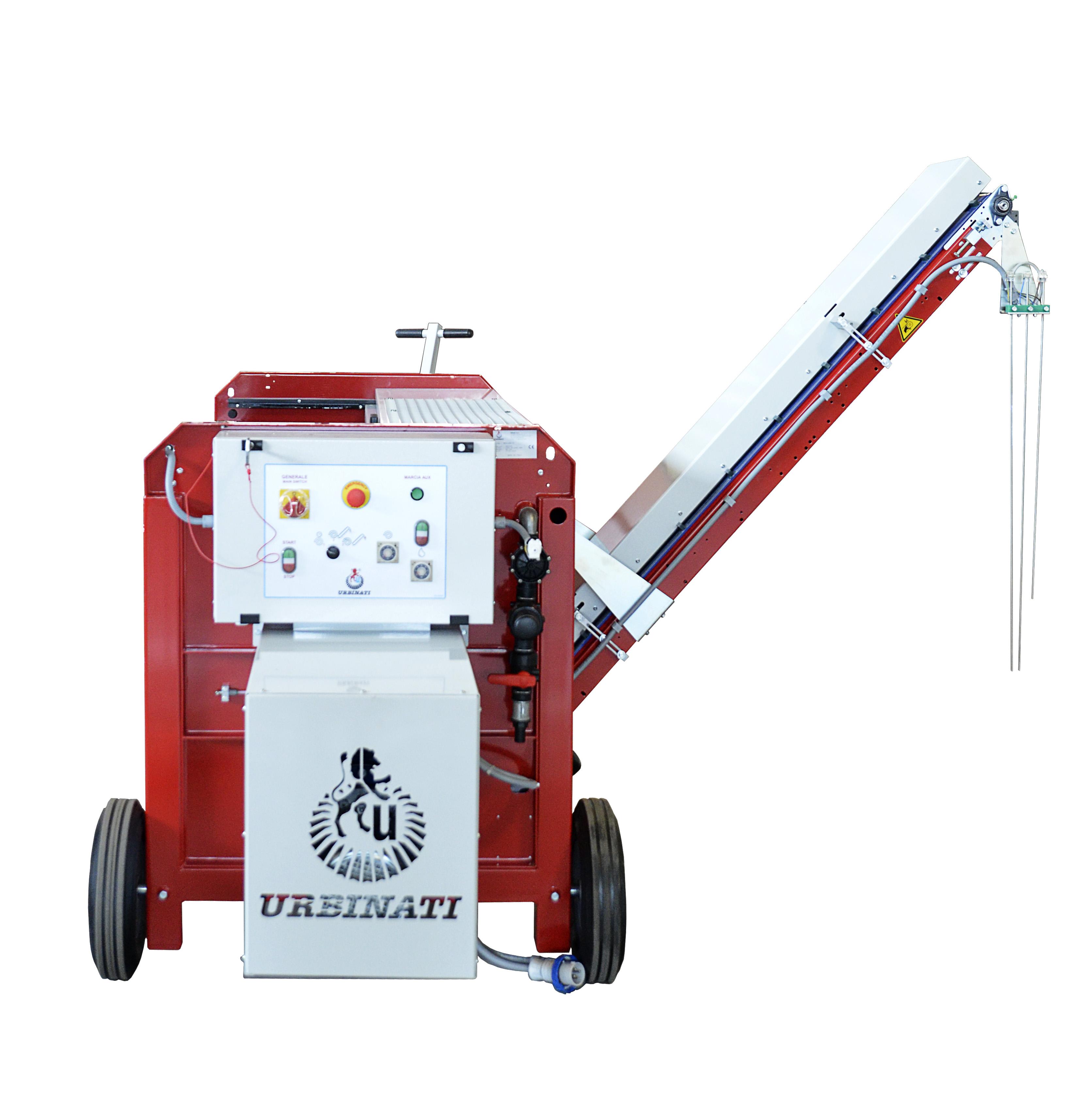 Batch Mixing Machines Agrinomix