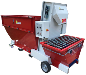 Picture of the IM1800 Potting machine