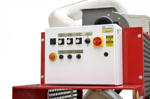 closeup photo of the control panel of the venti 4