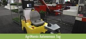 AgriNomix Autonomous Tug